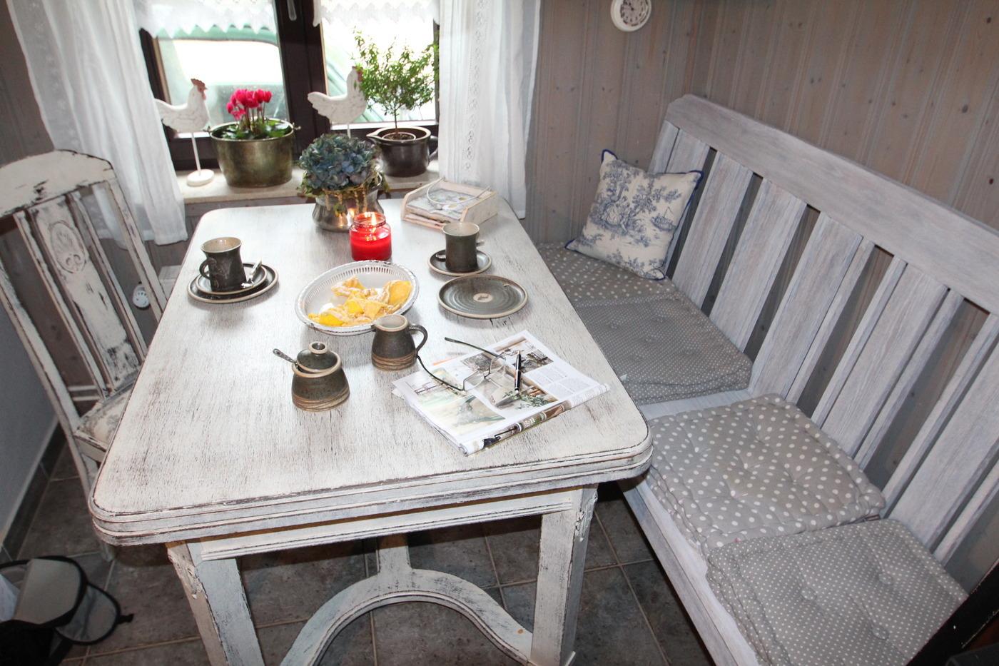 kuche shabby chic kreative ideen f r ihr zuhause design. Black Bedroom Furniture Sets. Home Design Ideas